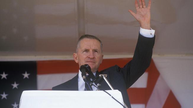 Muere Ross Perot, el multimillonario republicano que se presentó dos veces como candidato presidencial