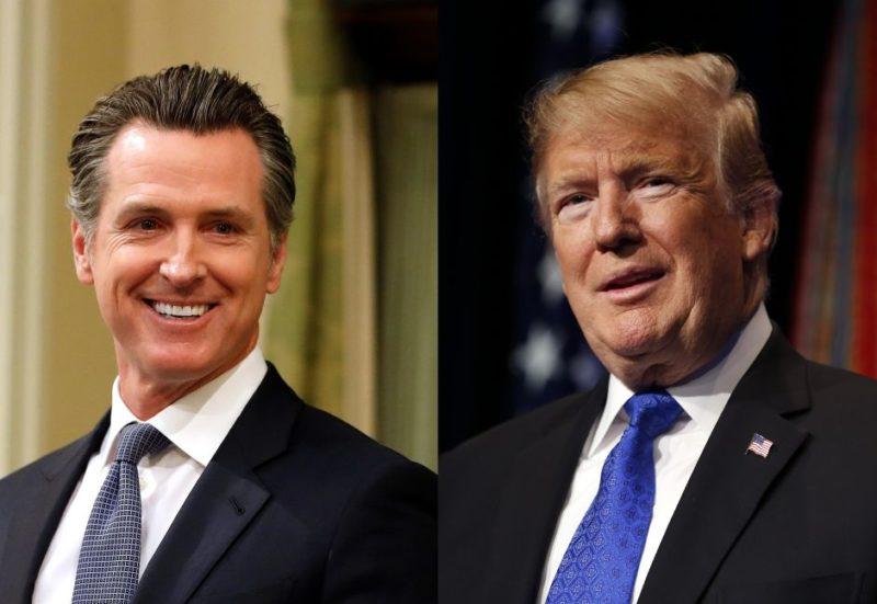California reta a Trump al aprobar ley electoral que lo obliga a presentar sus declaraciones de impuestos