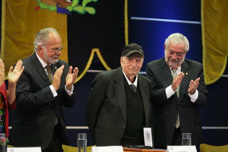 UNAM celebra 90 aniversario de la autonomía universitaria
