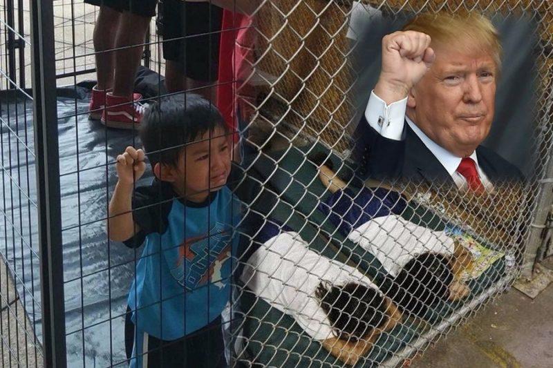 El gobierno de Donald Trump publica la nueva política de detención prolongada de familias migrantes