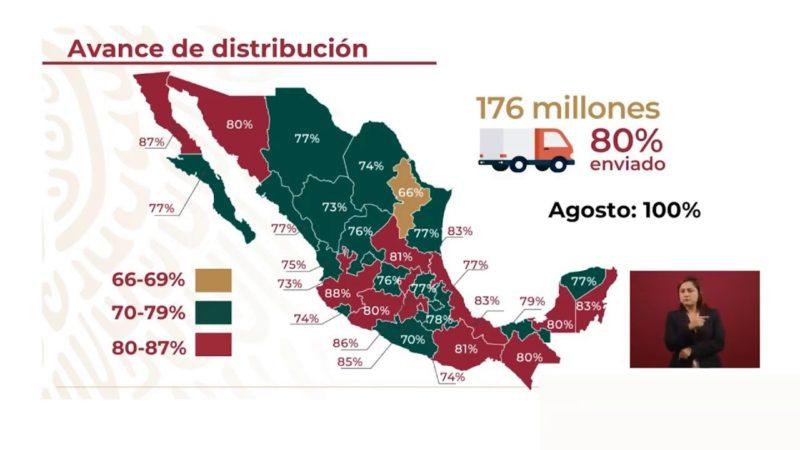 En el nuevo ciclo escolar, escuelas públicas de México dispondrán de 176 millones de libros de texto gratutos