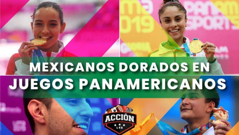 Delegación mexicana logra un histórico tercer lugar en los Juegos Panamericanos de Lima 2019