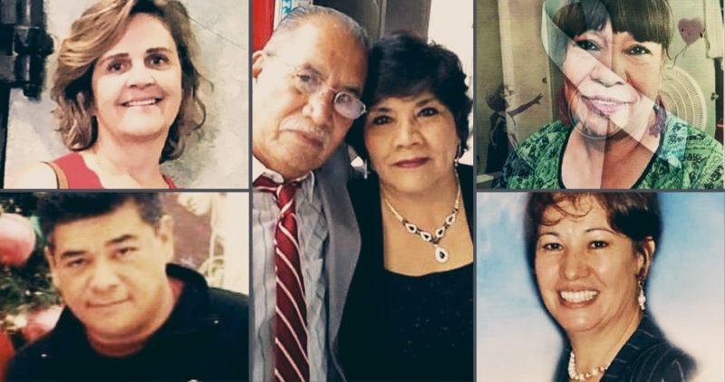 Sara, Adolfo, Elsa, Iván, Gloria, María, Jorge, Juan… Los mexicanos muertos en El Paso, por el odio