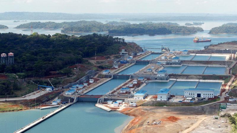 Video: EU bloqueó en el canal de Panamá un barco con 25 mil toneladas de soja destinadas a Venezuela