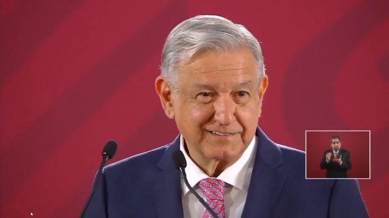 """Video: """"Es un logro que no haya impunidad"""" en caso Robles: AMLO; """"tenemos que acostumbrarnos a esta nueva realidad"""""""