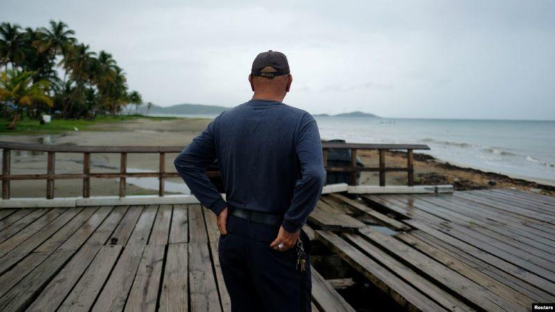 Huracán Dorian causó pocos daños en Islas Vírgenes y Puerto Rico