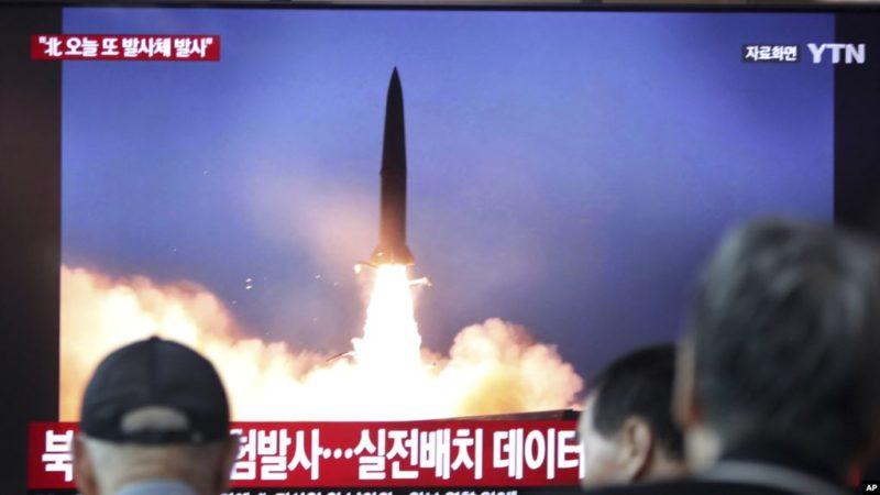 Trump: Pruebas de misiles de Corea del Norte no violan acuerdos con EE.UU.