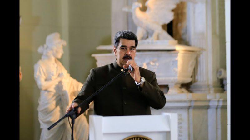 Videos: Maduro acusa al expresidente colombiano Álvaro Uribe de orquestar un plan para asesinarlo