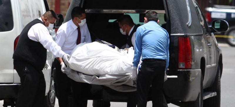 Van más de 20 mil asesinatos en 8 meses del gobierno de AMLO
