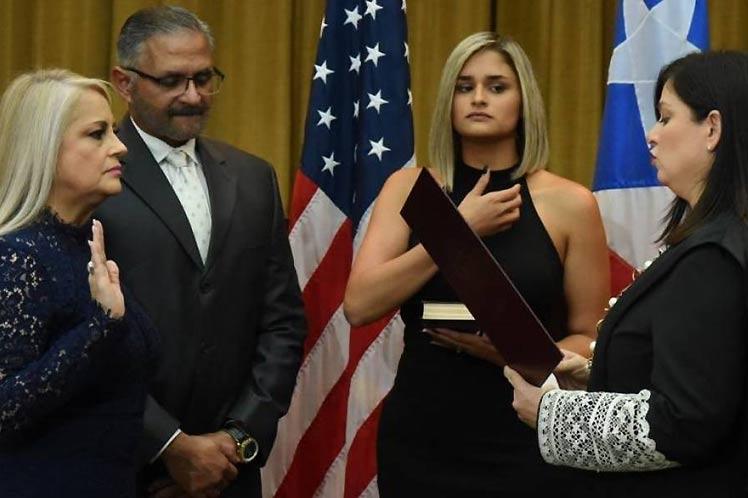 Wanda Vázquez, segunda mujer en ocupar gobernación de Puerto Rico