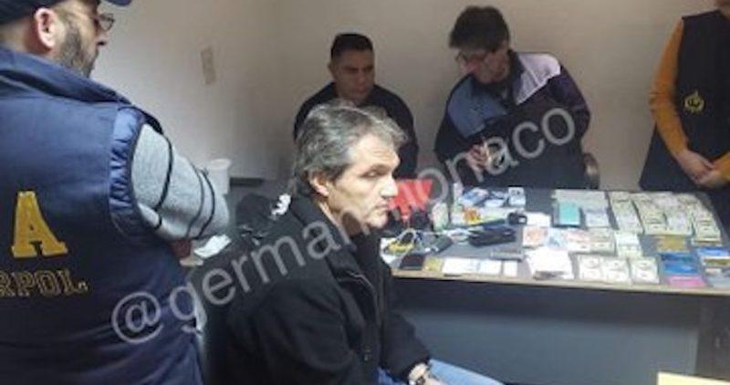 Interpol detiene en Argentina a Carlos Ahumada; FGR lo requiere por presunto fraude y extorsión