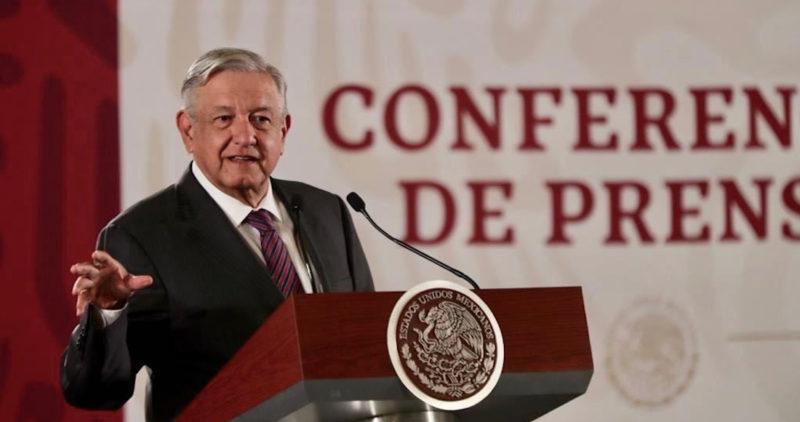 """Video: AMLO infiere que Peña Nieto sabía de la estafa maestra y la corrupción; """"todos los presidentes tienen la información, conocen lo que sucede"""", destaca"""