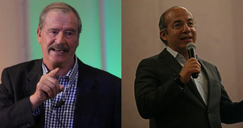 Fox y Calderón dieron Mexicana y Aeroméxico a los patrocinadores de sus campañas políticas: AMLO