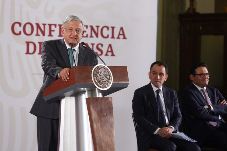 Desconoce AMLO supuesto desbloqueo de cuentas del cártel de Sinaloa
