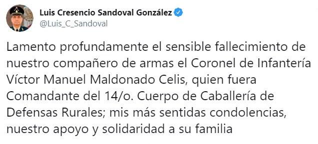Grupo armado asesina a coronel en Ziracuaretiro, Michoacán