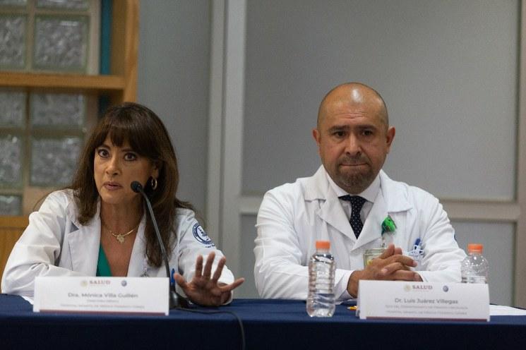 Restablece SSA suministro de metotrexato para tratamiento de cáncer en el Hospital Infantil