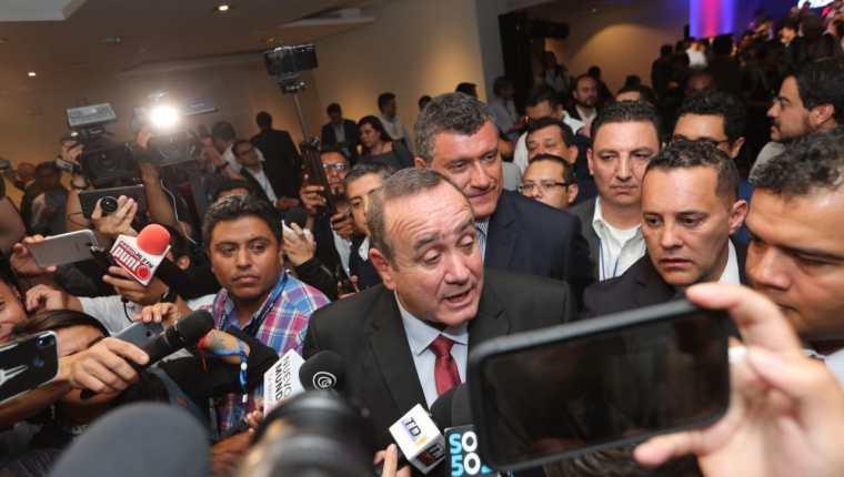Alejandro Giammattei será el próximo presidente de Guatemala