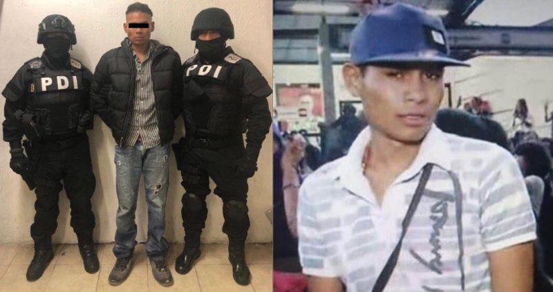 """Detenido, el agresor del periodista durante la marcha de mujeres;  pertenece a la organización criminal """"Los Claudios"""", vinculada al ex alcalde de Cuajimalpa, el priista Adrián Rubalcava"""
