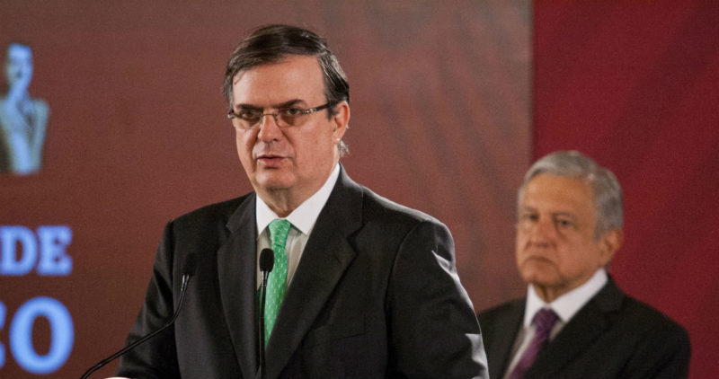 México lanza alerta sobre redes de supremacistas blancos en EU; le preocupa futuros ataques