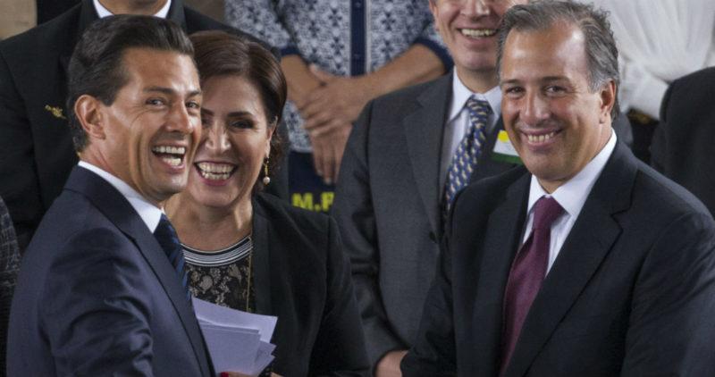 Juez pide a la Fiscalía aclarar la participación de Peña Nieto en el Caso Robles, e investigar a Meade