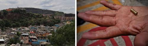 El Hoyo, Iztapalapa, tierra sin ley donde prolifera el crimen; ahí no hay escuelas, cine ni mercado
