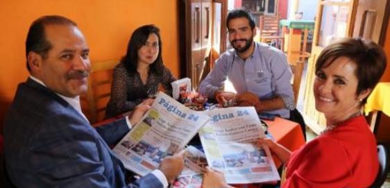 Felipe González, ex de Agüitas: ¿se robará los medios que lo critican?