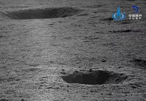 Nuevas imágenes del rover chino desde la cara oculta de la Luna