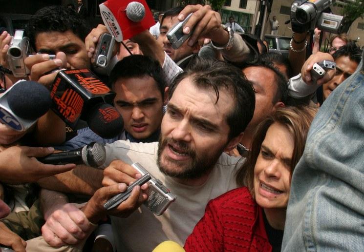 Rechaza juez solicitud de amparo de Ahumada para evitar ser detenido por acusación en su contra de Rosario Robles