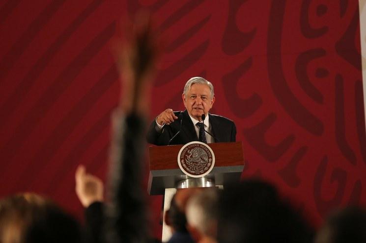 Descarta INE petición para cancelar conferencias matutinas de AMLO