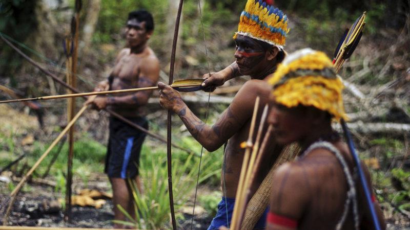 Videos: Madederos provocaron incendios en la Amazonia, están fuertemente armados e impiden labores para sofocar llamas, denuncian lugareños