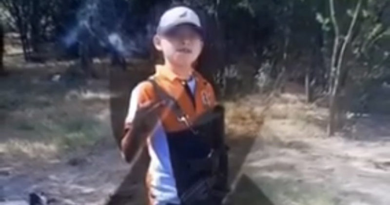 """Video: """"Juanito Pistolas"""": el sicario de 16 años que tenía su propio rap y murió decapitado en Nuevo Laredo"""