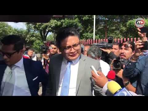La FGR se niega a recibir pruebas de Robles; el Juez se enoja y da receso para que las incorporen