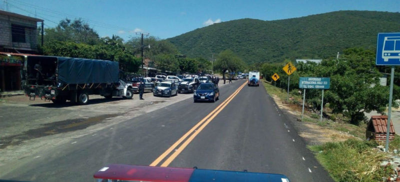 Linchan a 5 hombres que secuestraron a un agricultor en Cohuecan, Puebla; a dos los colgaron de un árbol e incendiaron