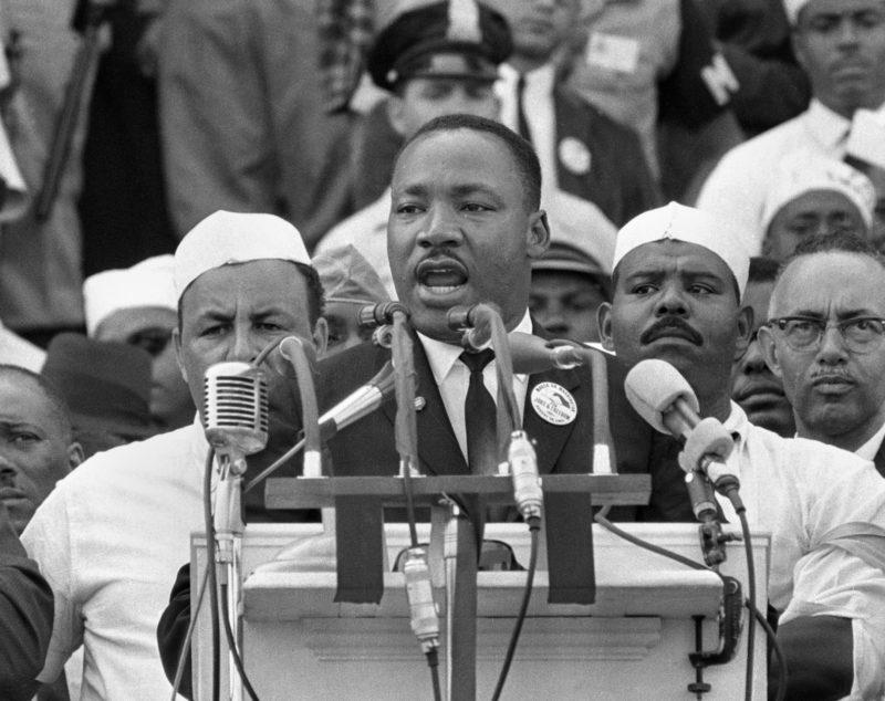 """Video y texto íntegro del histórico discurso de Martin Luther King, """"Tengo un sueño"""", pronunciado hace 56 años"""