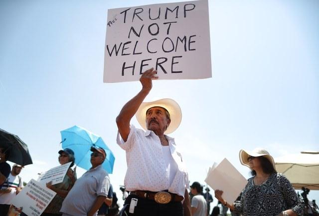 En nota diplomática a Trump, la Secretaria de Relaciones Exteriores critica el discurso de odio y xenofobia