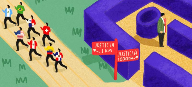 México rechaza oferta de Odebrecht para dar información sobre los funcionarios a los que sobornó