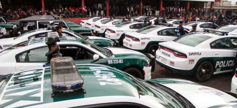Once policías de la Ciudad de México, vinculados a proceso, acusados de violación