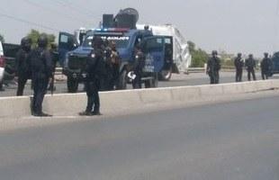 Policías de Tamaulipas abaten a siete atacantes armados