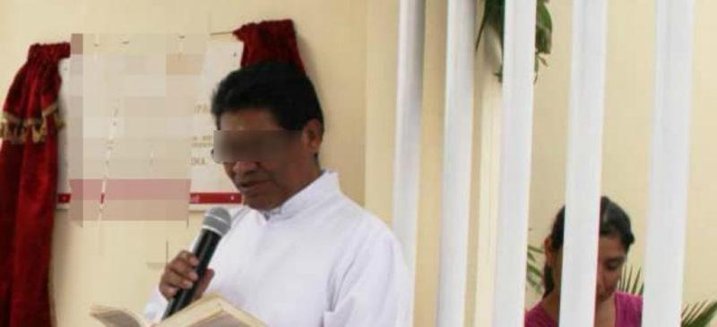 Iglesia separa a sacerdote acusado de violación en Puebla