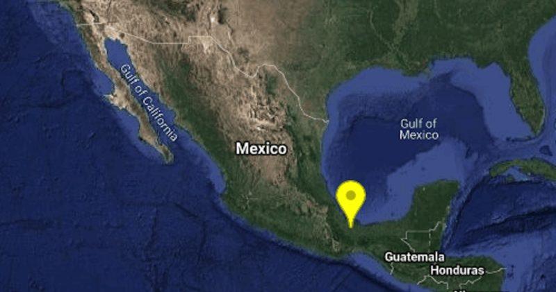 Un sismo de 5 grados sacude Veracruz durante la madrugada; no se reportan daños
