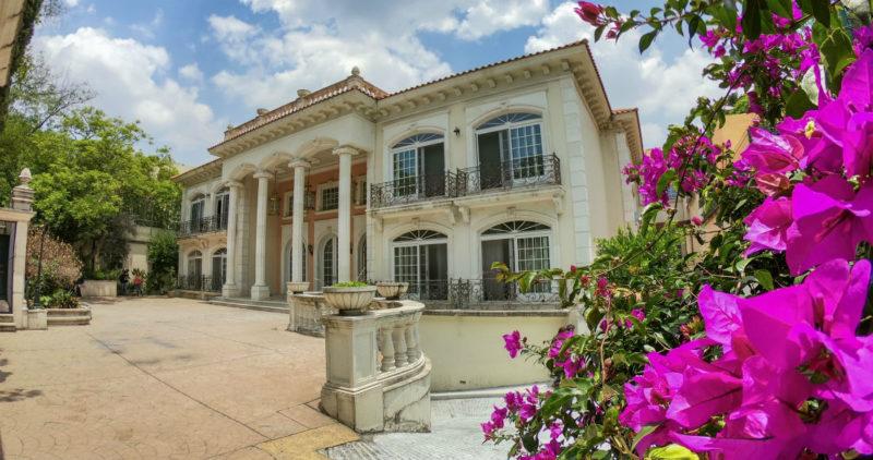 Videos: La mansión de Zhenli Ye Gon ya se vendió, en subasta: pagarán más de 102 millones de pesos por ella