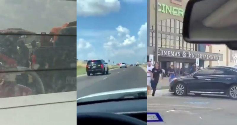 Tiroteos en Texas dejan al menos 5 muertos y 21 heridos; Policía abate a uno de los agresores
