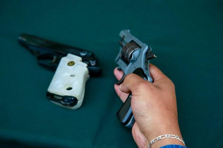 En última década ingresaron ilegalmente 2 millones de armas: Sedena