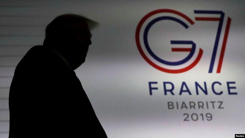 """Trump, furioso por la cobertura que medios de EU hicieron de su """"desastrosa"""" participación en el G7"""