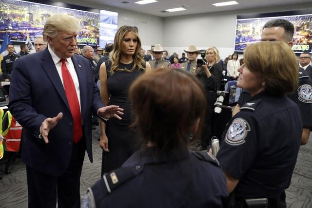Entre el repudio por masacres, Trump ordena enorme redada antimigrante con 680 detenidos en Mississippi