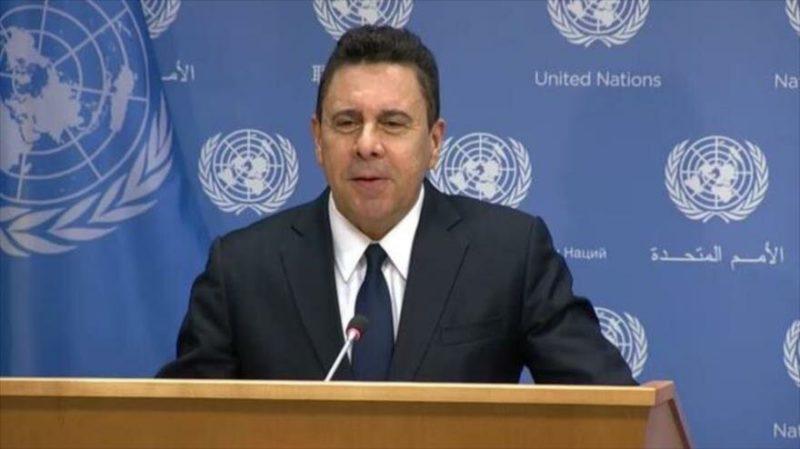 Venezuela pide protección a la ONU ante las sanciones de EU