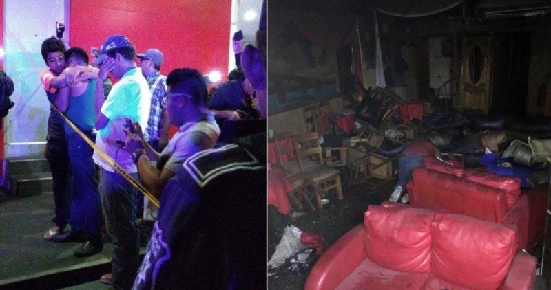 AMLO y el gobernador de Veracruz: la Fiscalía dejó ir en julio a los criminales que mataron a 25 en Coatzacoalcos