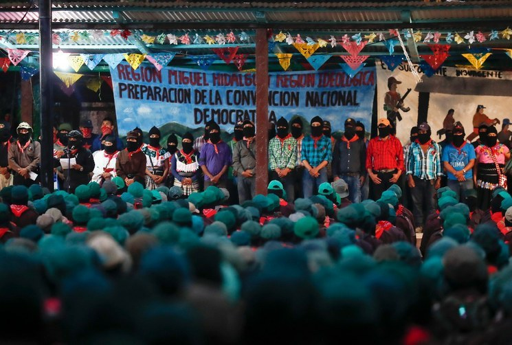EZLN anuncia creación de nuevos municipios autónomos rebeldes