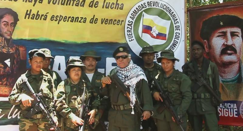 Video: Las FARC, en armas porque el presidente Duque no respeta el Acuerdo de Paz de La Habana: Jesús Santrich