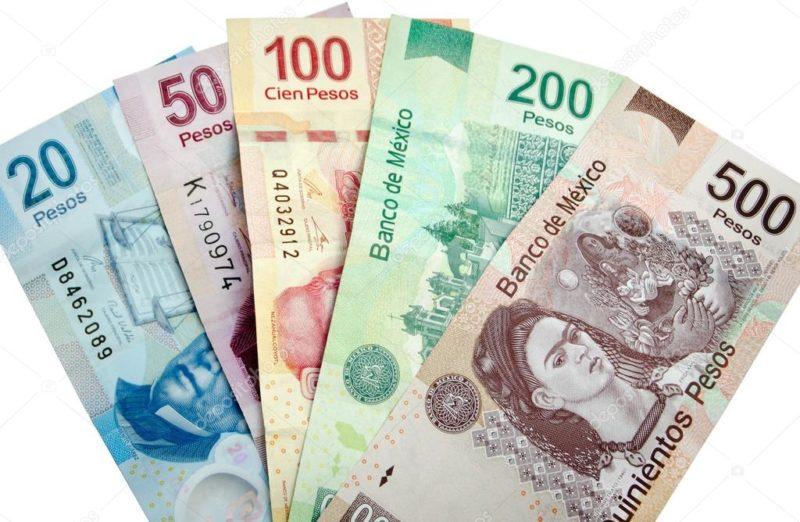 Peso, segunda divisa emergente más operada en el mundo
